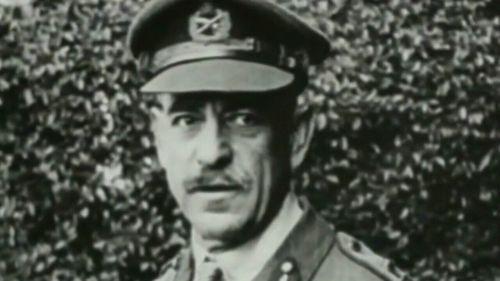 General Sir John Monash. (9NEWS)