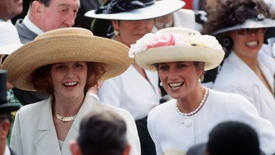 Diana's call to 'Fergie' the day before she died