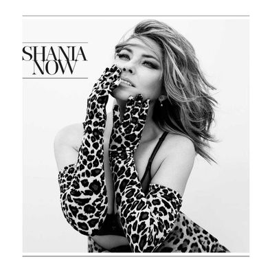 Shania Twain, 2017 album, Now
