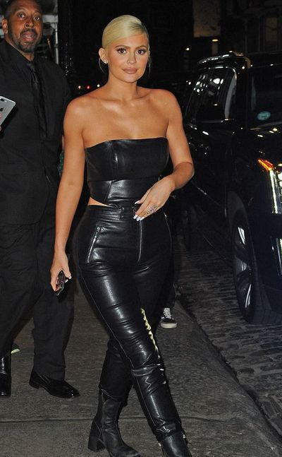 Reality TV star and beauty mogul, Kylie Jenner