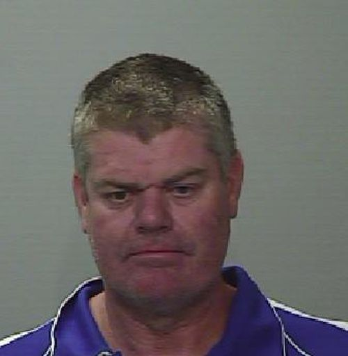 Stephen Boyd was arrested on Monday (NSW Police)