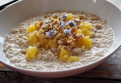 Hummingbird porridge