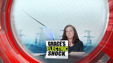 Grace's electric shock