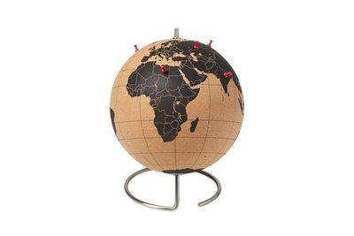 <strong>Cork Globe,&nbsp;$112.50</strong>