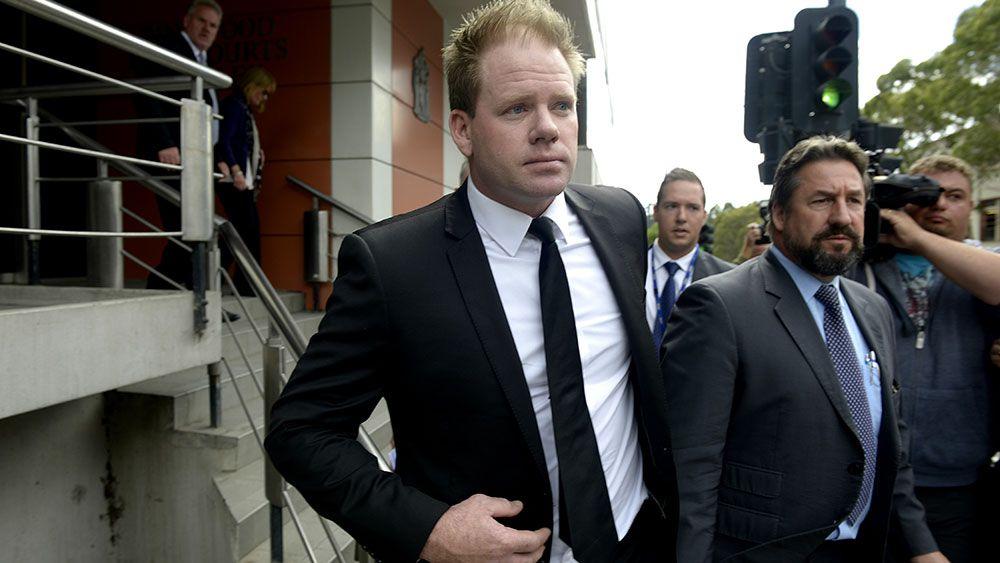 Former Port Adelaide and Carlton star Nick Stevens. (AAP)