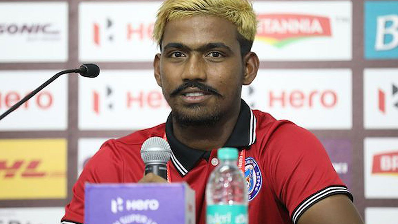 Tim Cahill's Jamshedpur FC teammate Gourav Mukhi lied about being 16, actually 28 years old