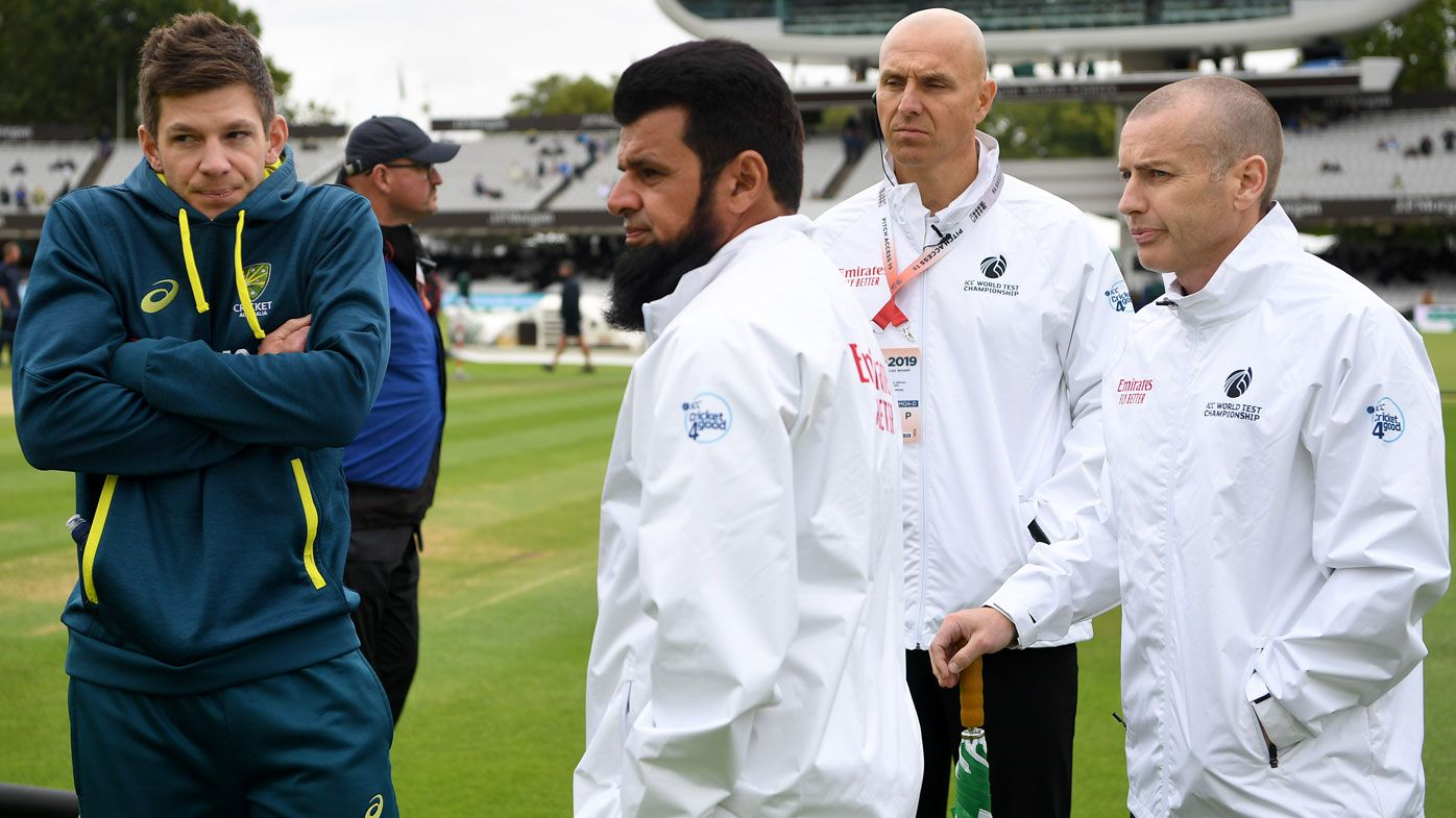 Frustrated fans go without plan on day one of second Ashes Test at Lord's