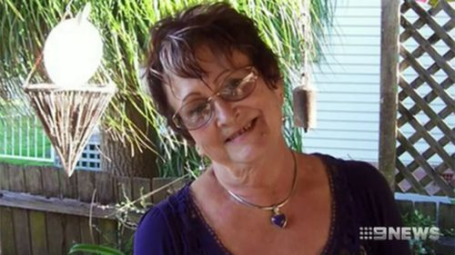 Marg Rodwell died when her car went into the Macleay River.