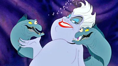 Pat Carroll as Ursula in The Little Mermaid<br>