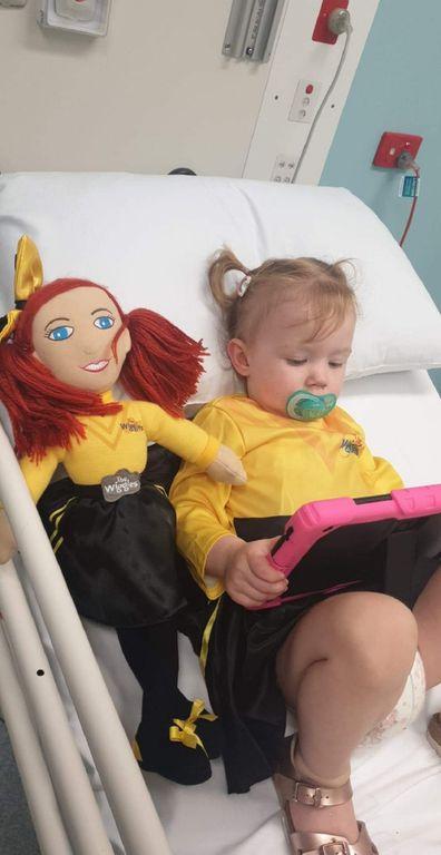 Rein hospital iPad