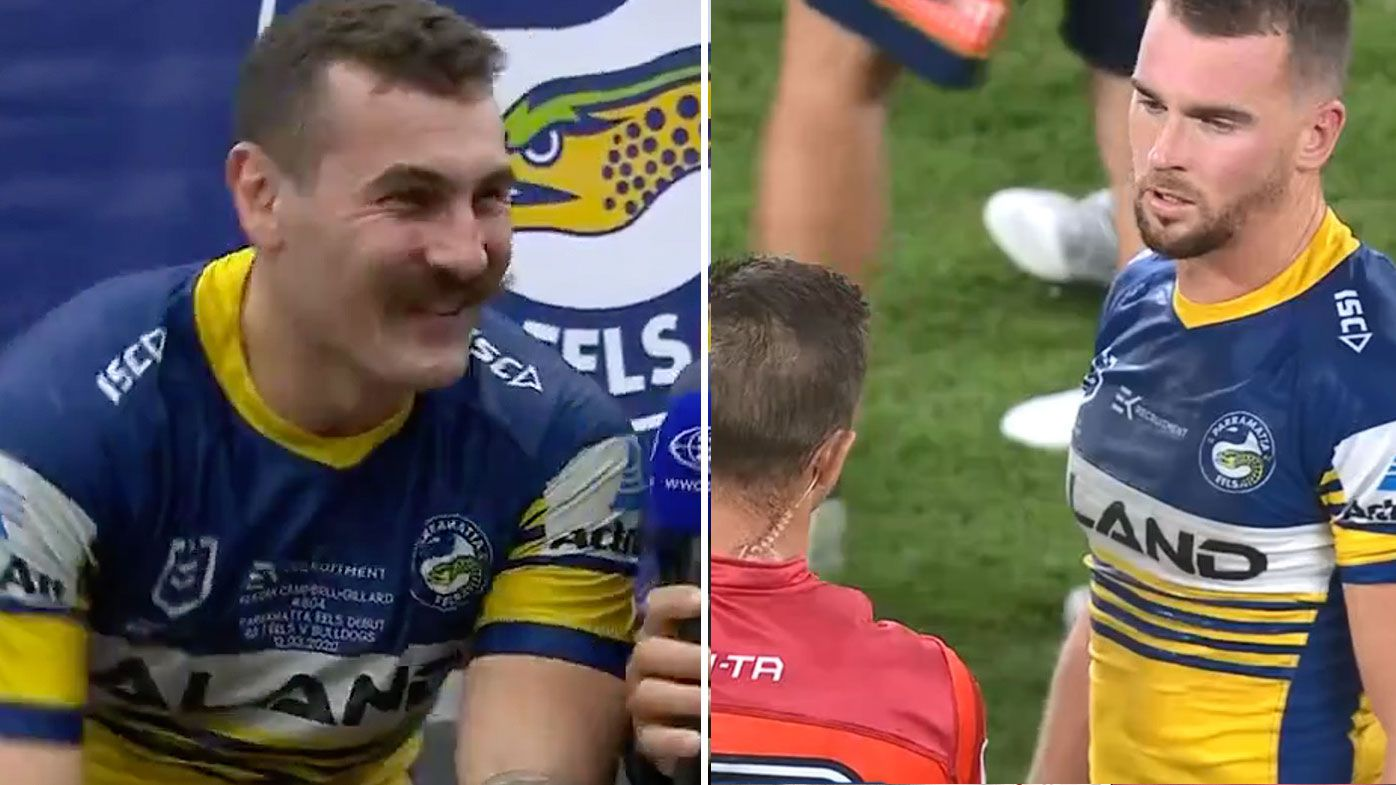 Eels react to captain's challenge howler, legends unconvinced by new rule