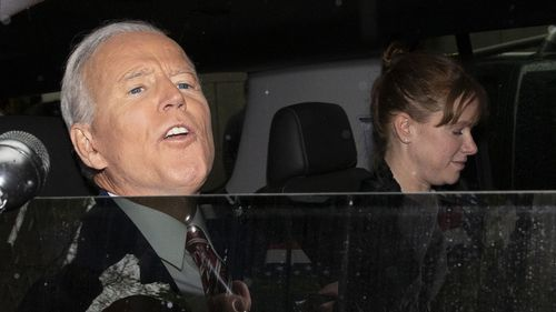 Joe Biden is considered the frontrunner for the Democratic nomination.