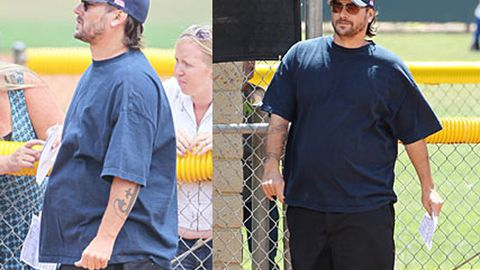 Overweight Kevin Federline faints on set of fat loss show