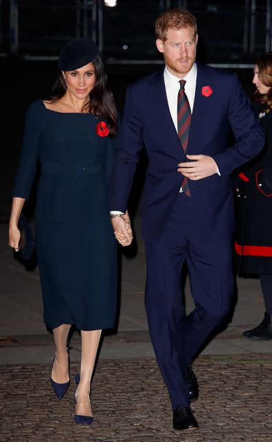 Meghan and Harry in Canada