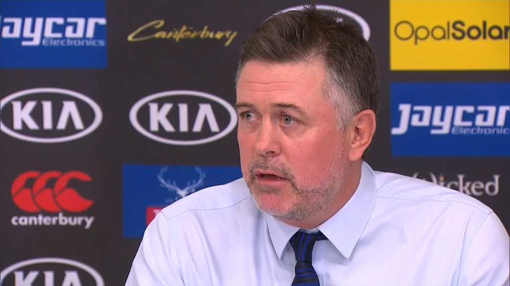 Pay introduced as Bulldogs coach