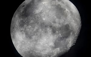 Moon may hold frozen water in more places than suspected