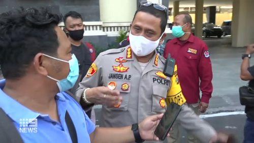 Travis McLeod Kratom Bali drug arrest
