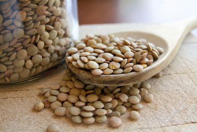 <strong>#11 Lentils (9g of protein per 100g)</strong>