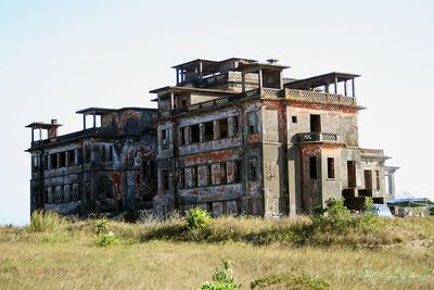 <strong>Bokor Palace, Bokor Hill Station, Cambodia</strong>