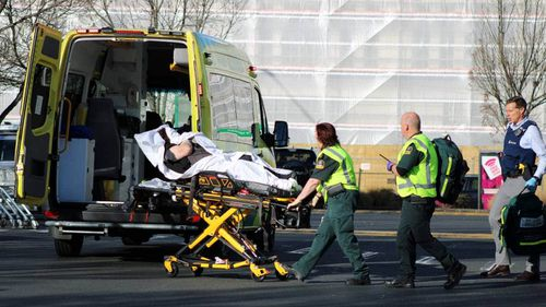 Three people critically injured after stabbing at New Zealand supermarket
