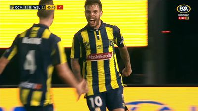 A-League: Central Coast Mariners down spoon favourites Wellington Phoenix
