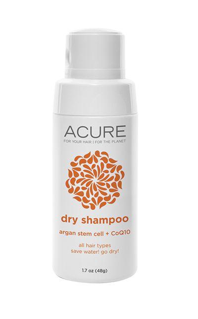 "<p><a href=""http://www.acureorganics.com/Argan-Stem-Cell-CoQ10-Dry-Shampoo-p/035.htm"" target=""_blank"">Dry Shampoo Argan Stem Cell + COQ10, $19.95, ACURE Organics</a></p>"
