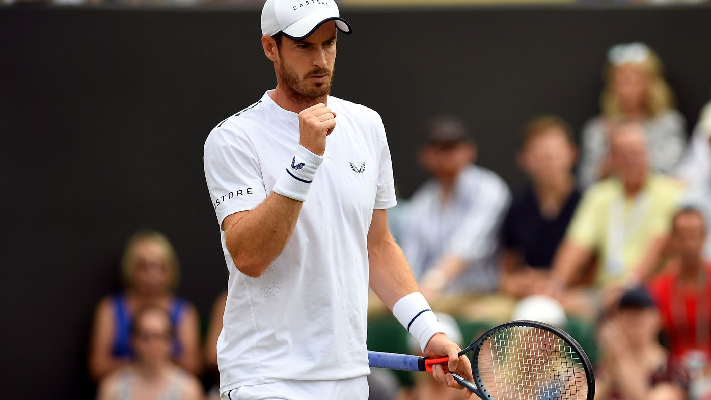 Andy Murray to return to singles tennis in Ohio