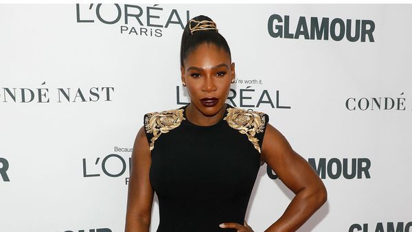 Serena Williams - human like the rest of us. Image: Getty.