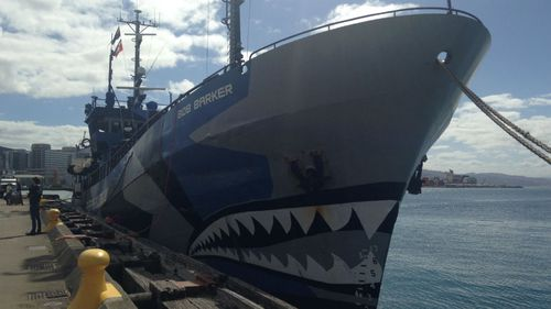 Conservation boat Sea Shepherd to set off and target illegal fishing