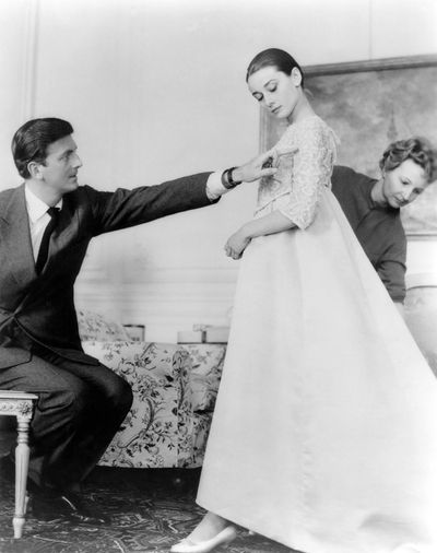 <p>Hubert de Givenchy</p> <p>1927-2018</p>