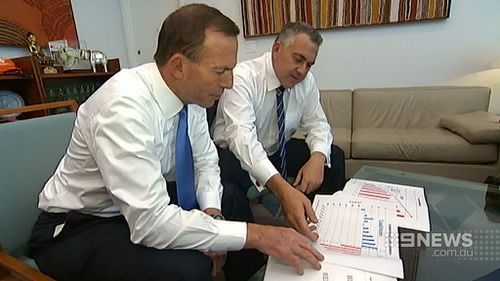 Prime Minister Tony Abbott has said Australians will feel more confident after the release of the budget. (9NEWS)