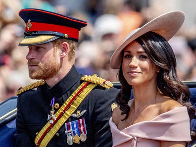 Why this year's Trooping the Colour will be different for Meghan Markle