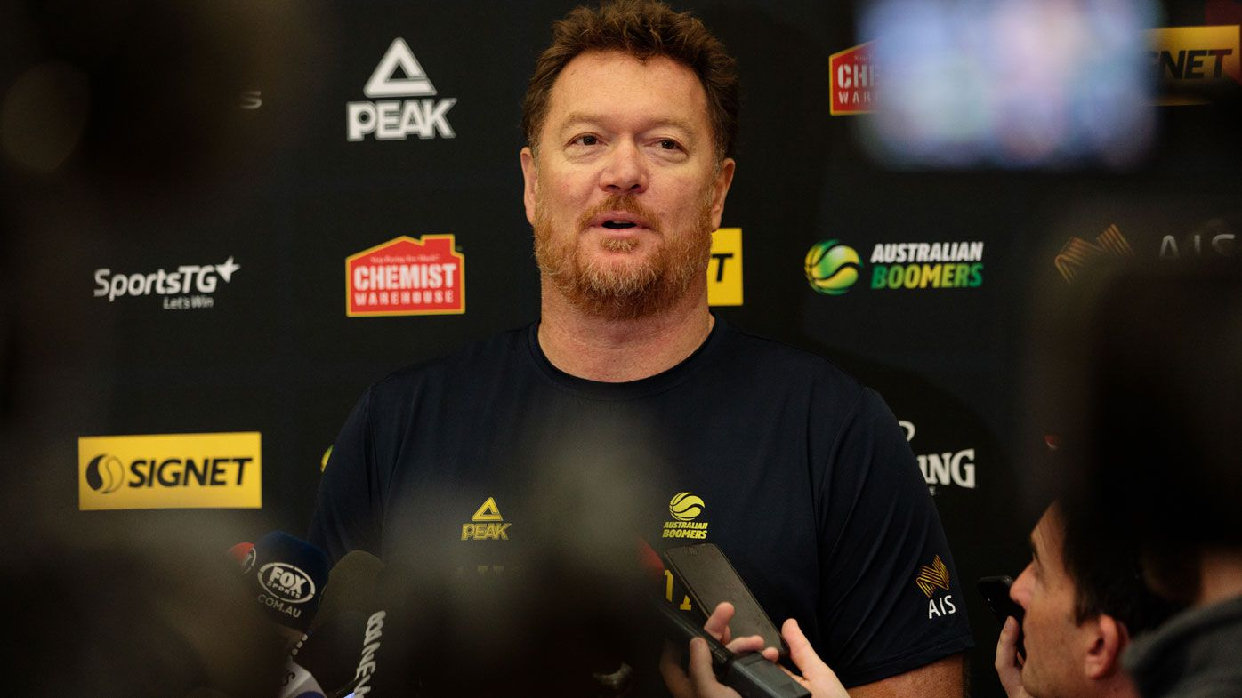 'They're not kissing us on the d---k': Boomers assistant Luc Longley reacts to tough loss against Spain