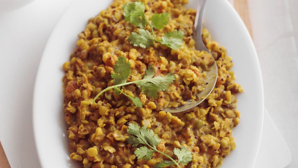 Mixed dhal