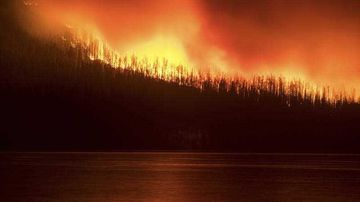 wildfires and fire headlines