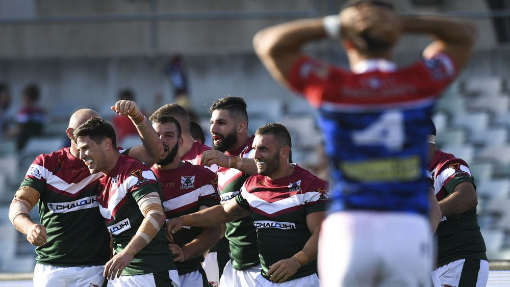 Mitchell Moses magic gets Lebanon Rugby League World Cup win over France