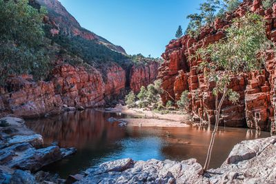 Ormiston Gorge, West MacDonnell Ranges National Park, Northern Territory
