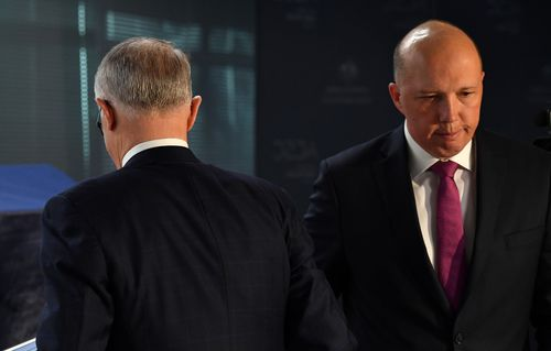 Speculation surfaced today that Home Affairs Minister Peter Dutton could be the man to replace Mr Turnbull.