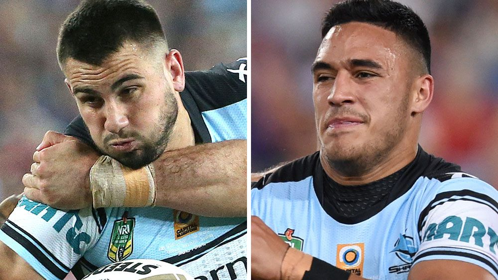 Sharks set to lock up Holmes and Bird