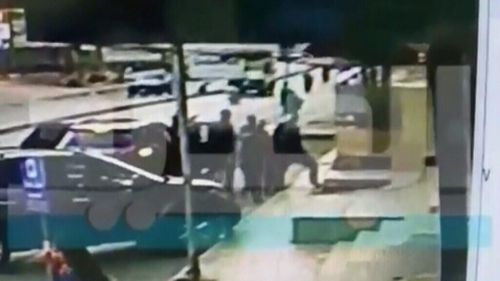 The video was broadcast on Lebanese television. (Supplied)