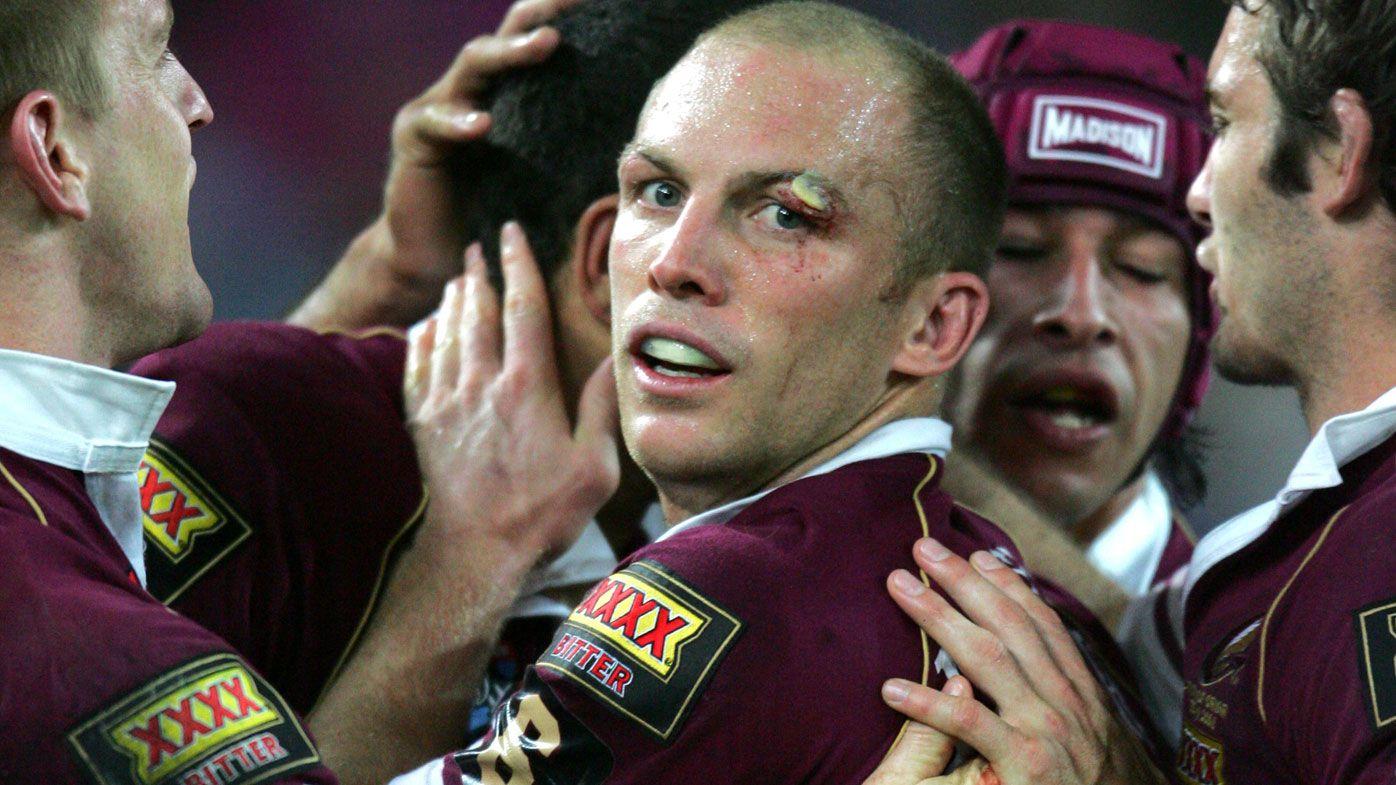 EXCLUSIVE: Lockyer's incredible response to Gus, Mal sacking calls during Origin 2006