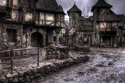 <strong>Hansel & Gretel: Witch Hunters village in Augsburg, Germany</strong>