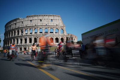 9. Experience the wonder of Rome's Colosseum