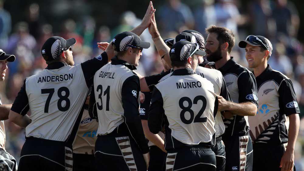 Grant Elliott bowled the last over. (AFP)