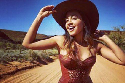 Singer Jessica Mauboy will perform in Sydney.