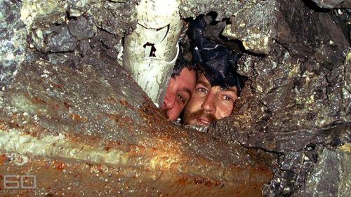 Tasmanian mining duo mateship still rocky