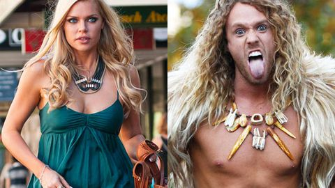 Sophie Monk and Big Brother's Tim romance? She feels 'a bit turned on'