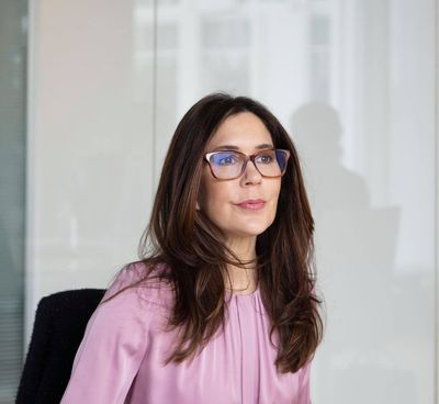 Princess Mary attends WHO meeting, February 2021