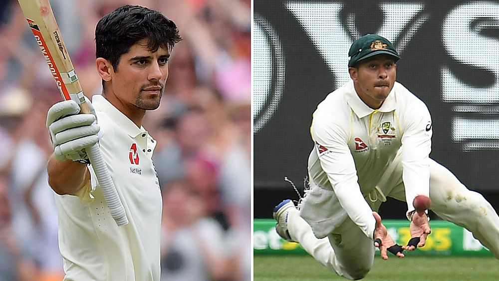 Ashes 2017: Alastair Cook shuts down Stuart Broad's objection to controversial Usman Khawaja catch
