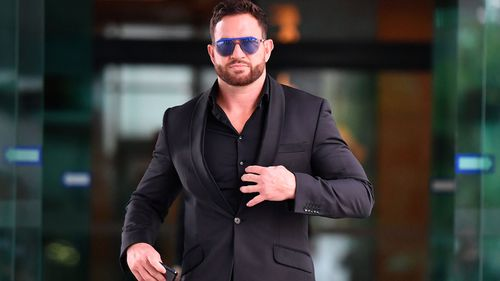 MAFS groom, a detective and a bikie associate in court over their alleged involvement in a multi-million dollar fraud